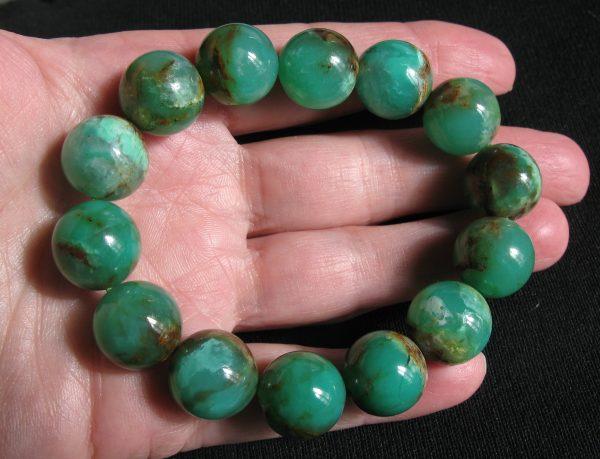 Chrysoprase Bracelet Australia online