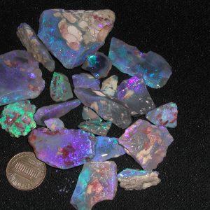 Opal Rough Lightning Ridge